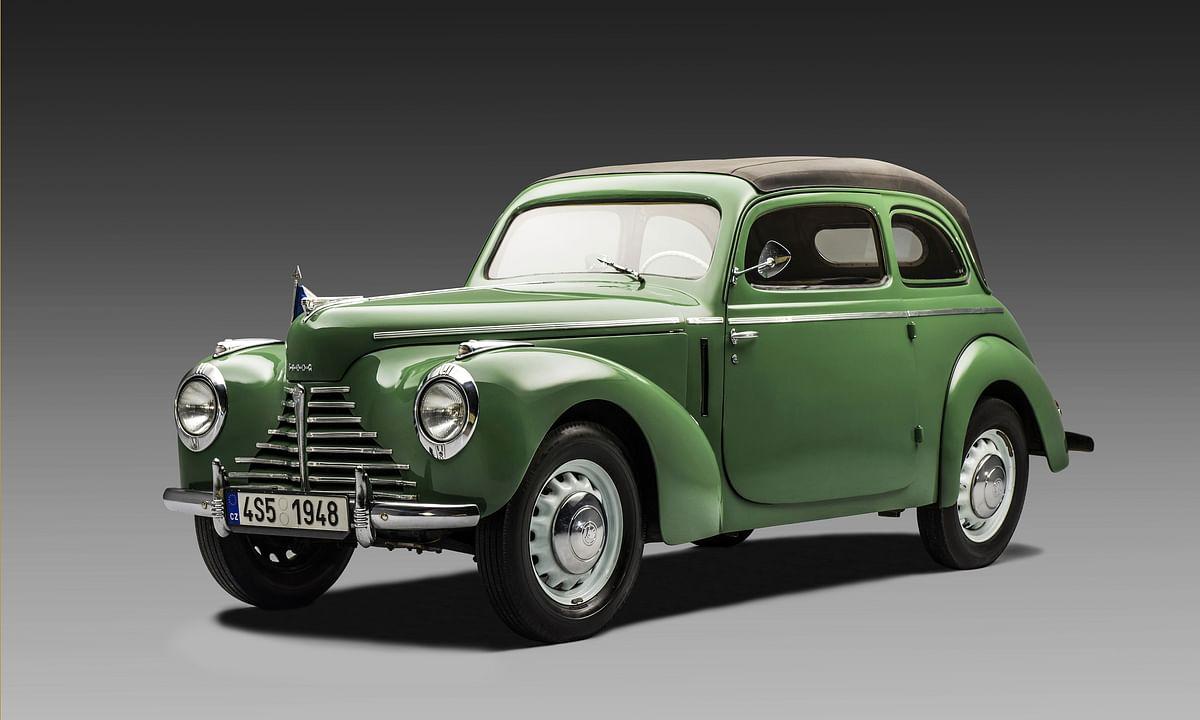1948 Skoda Tudor