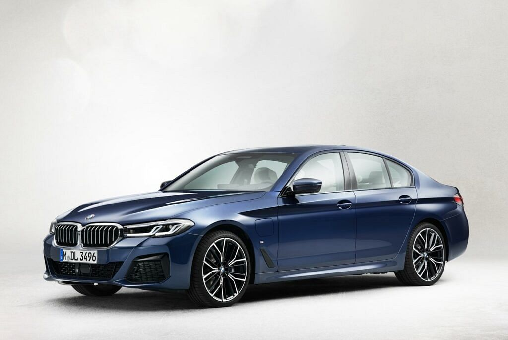 The 5 Series hasn't received any major updates since its launch in 2017