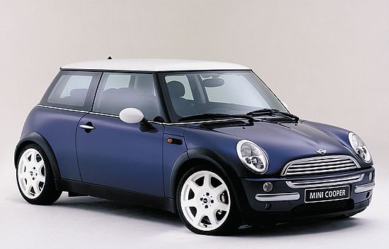The Mini had previously not been changed or updated for 40 years in terms of visuals