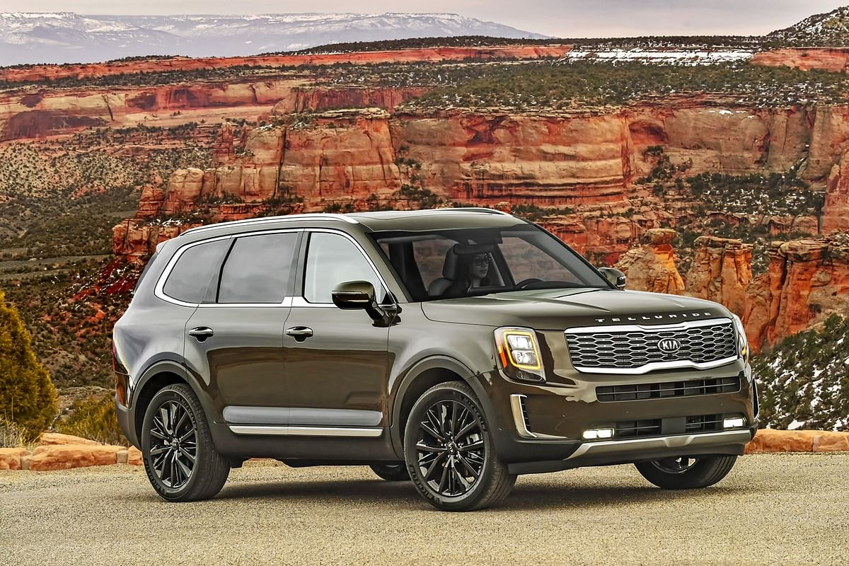 Kia Telluride is the World Car Of The Year