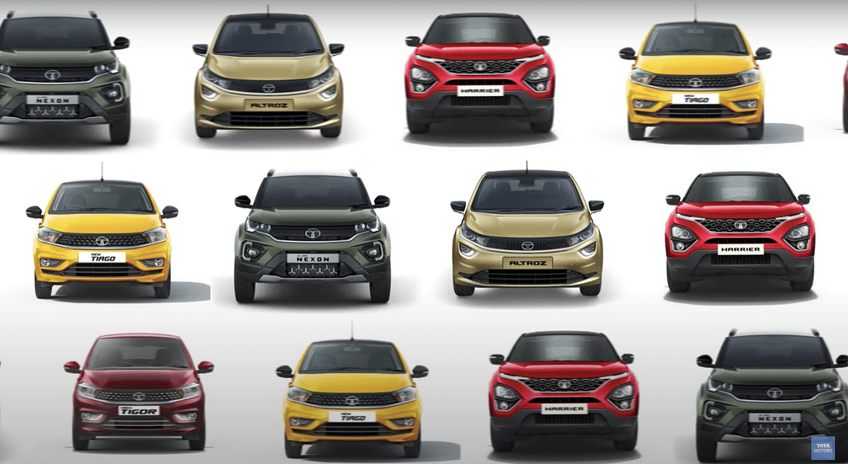 Tata Motors launches Click To Drive, an online platform to help with its car sales