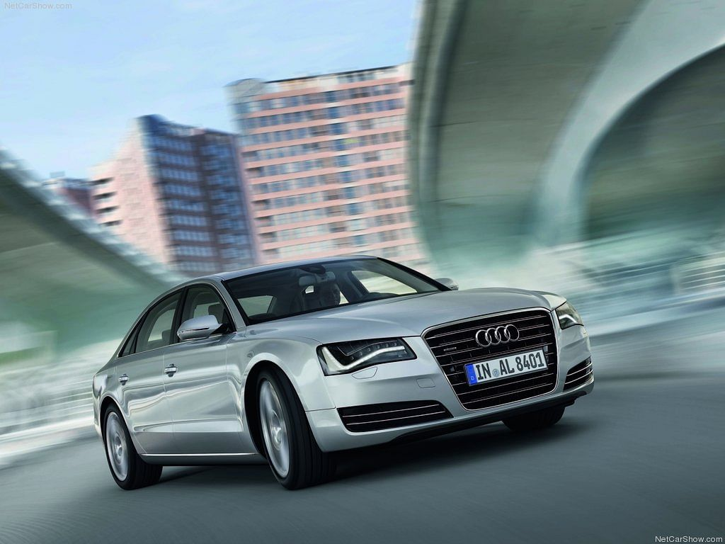 Third generation of Audi A8 - D4 - Typ 4H