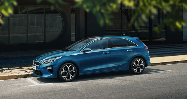 Kia Ceed - designed and developed for Europe