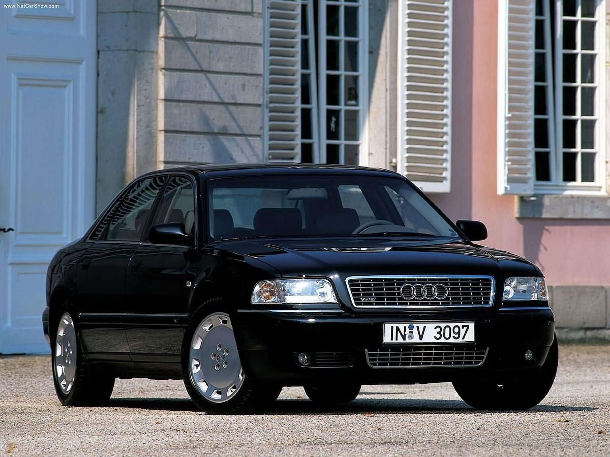 First generation of the Audi A8 - D2 - Typ 4D