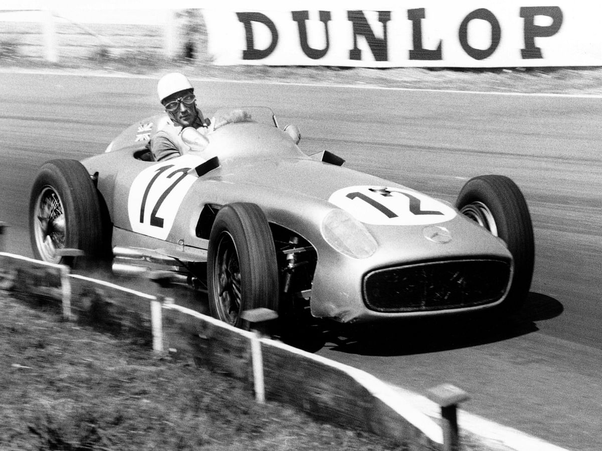 Formula 1 legend Sir Stirling Moss passes away at the age of 90