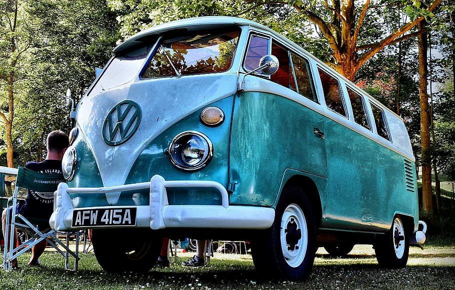 Volkswagen engineers then got to work in seeing it through to production and in 1950, the Type 2 with its boxy, utilitarian form was born.