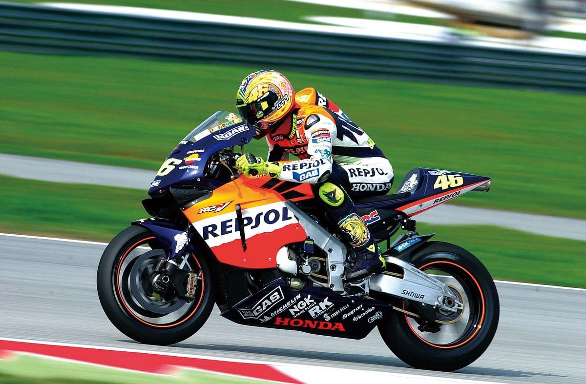2002 Valentino Rossi