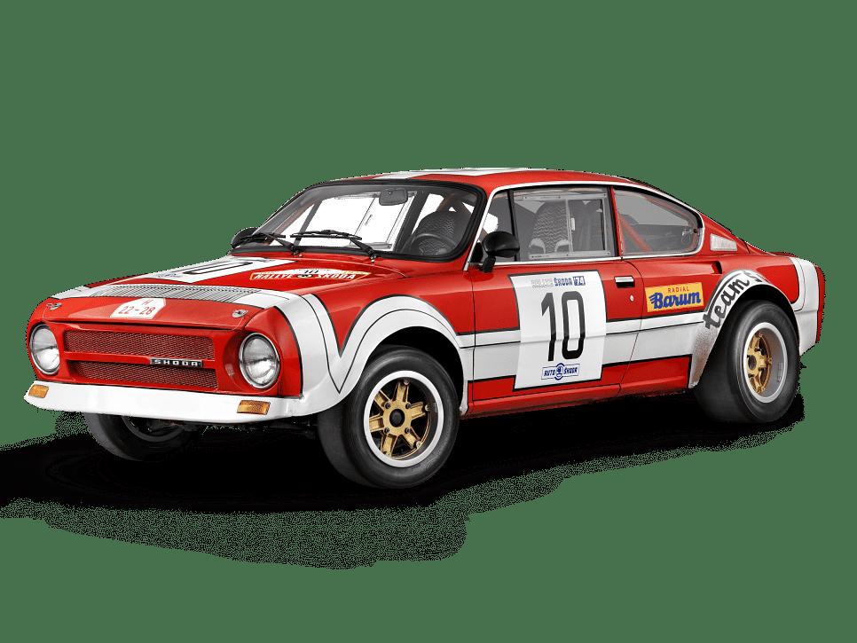 1974 Skoda 200 RS