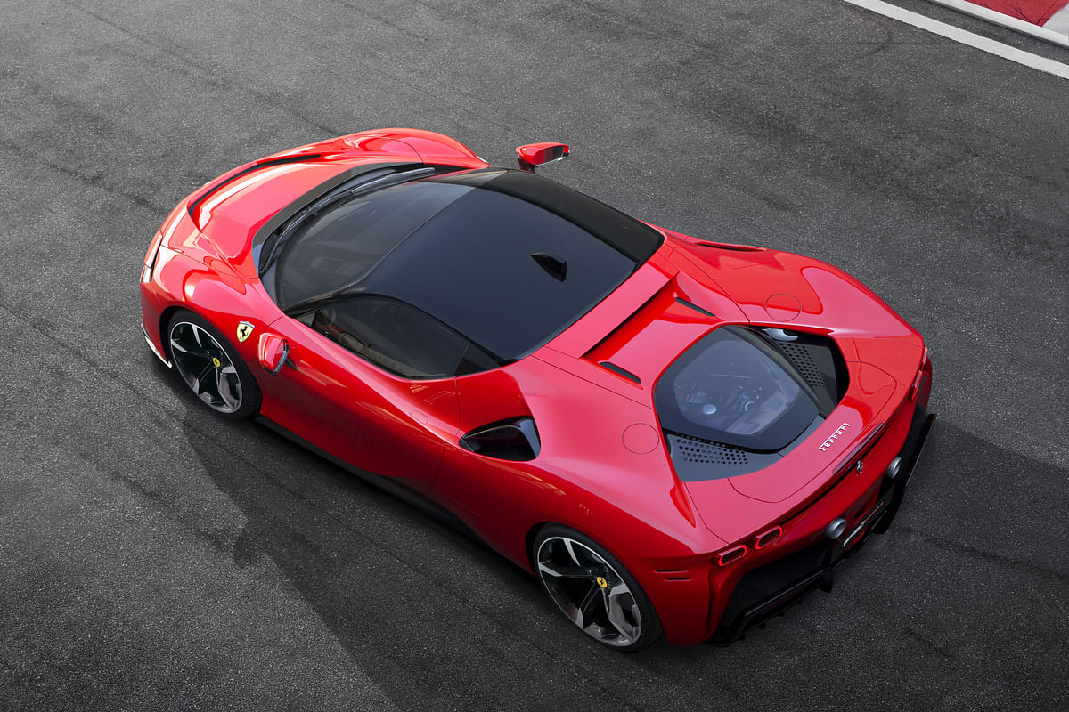 The SF90 Stradale takes supercar performance to another level