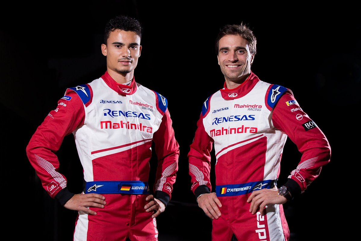 Mahindra Racing confirm D'Ambrosio and Wehrlein for Formula E esports competition