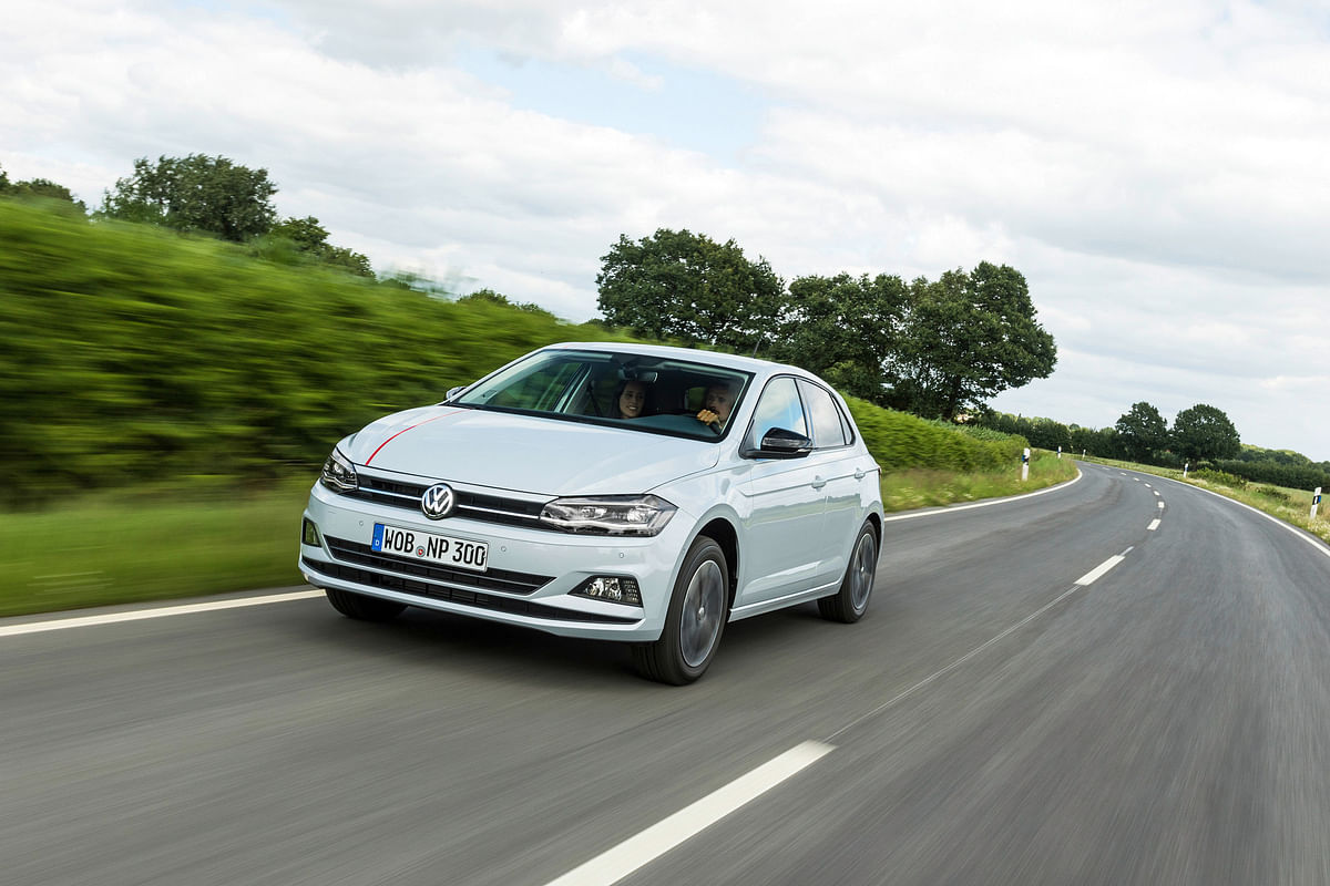 The new VW Polo might be re-engineered for India