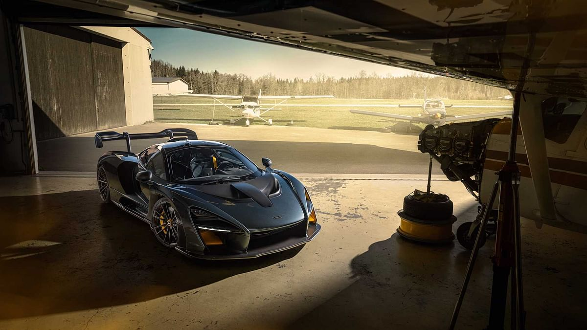 McLaren Senna gets a boost thanks to Novitec