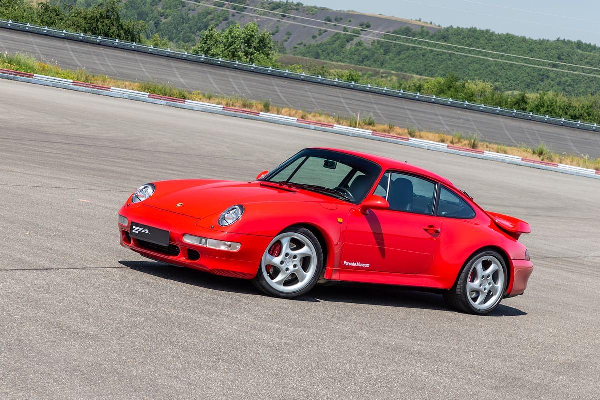 993 911 Turbo