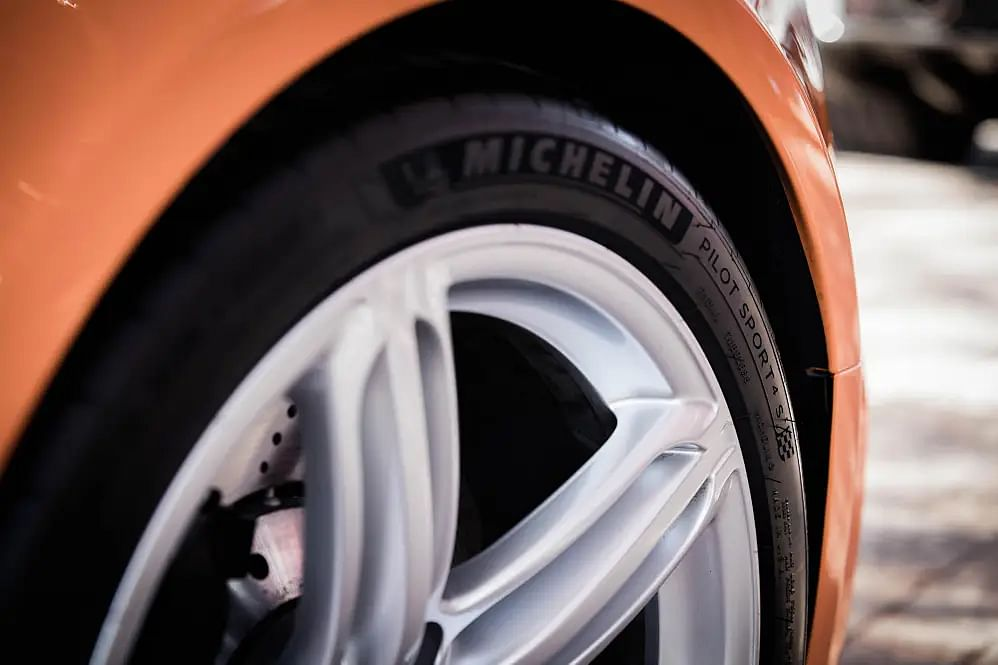 Michelin's Pilot Sport 4S are one of the best performance tyres around