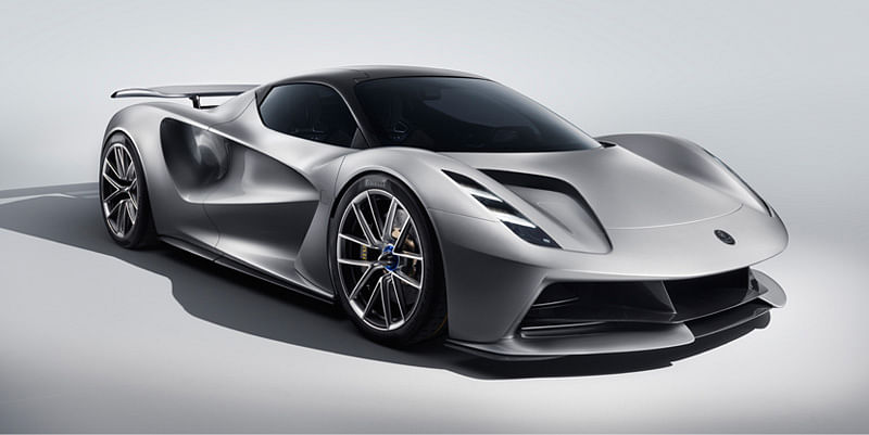 Evija is first of a kind hypercar to be produced by Lotus.
