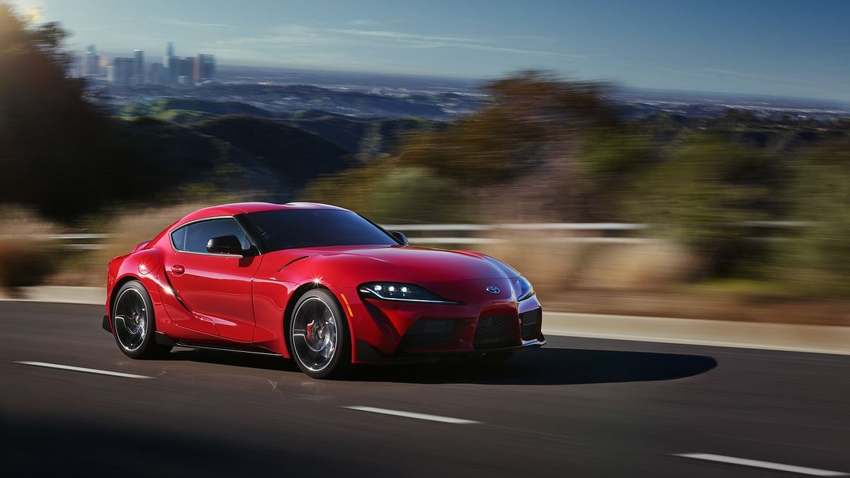 Toyota can bring the GR Supra to India under the homologation-free import route
