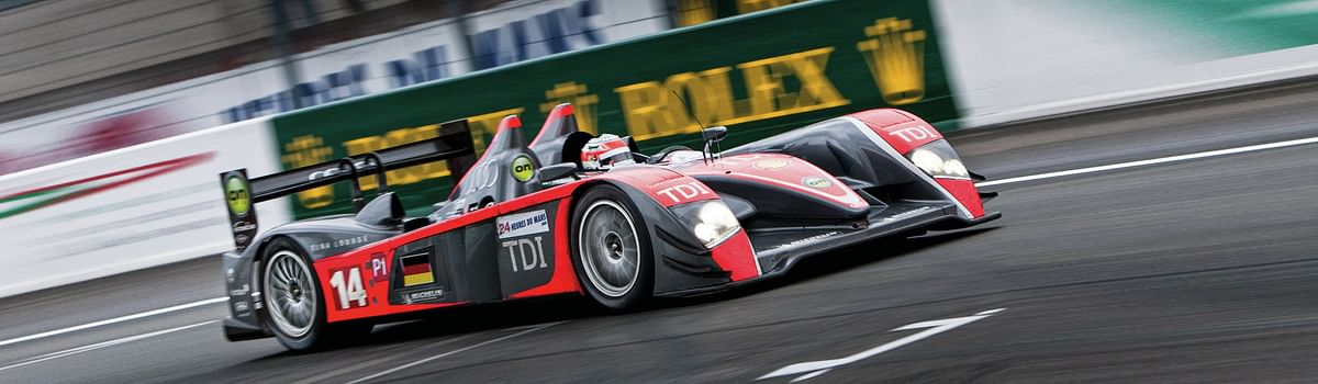 2009 brought on new challenges, as Narain raced in the Le Mans Series