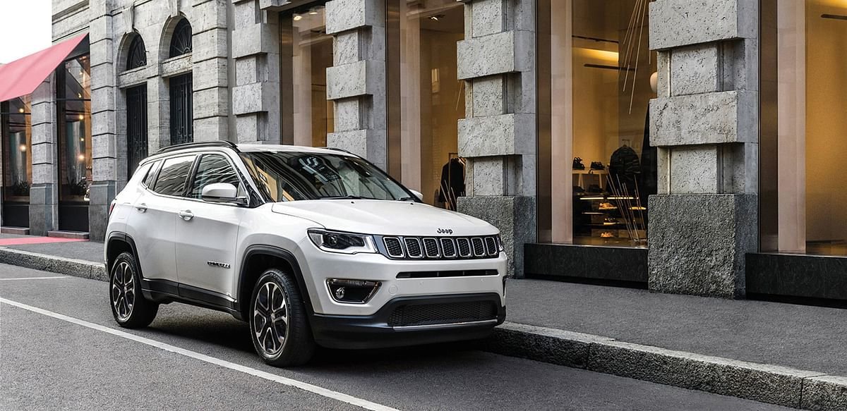 BS6 Jeep Compass prices revealed; starting at Rs 16.49 lakh