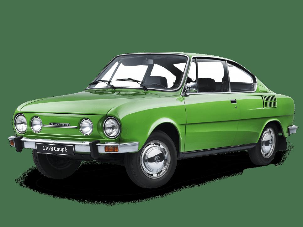1980 Skoda 110 R