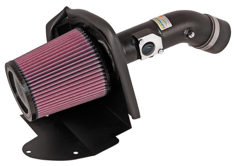 K&N Cold air intake system