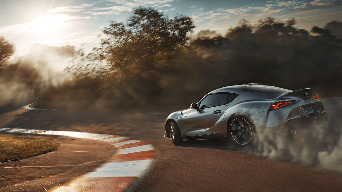 The GR Supra is still a purely driver-focused and well-packaged sportscar
