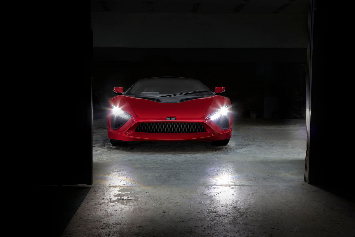 Exclusive! DC Avanti to come back as an electric sports car based on TCA concept