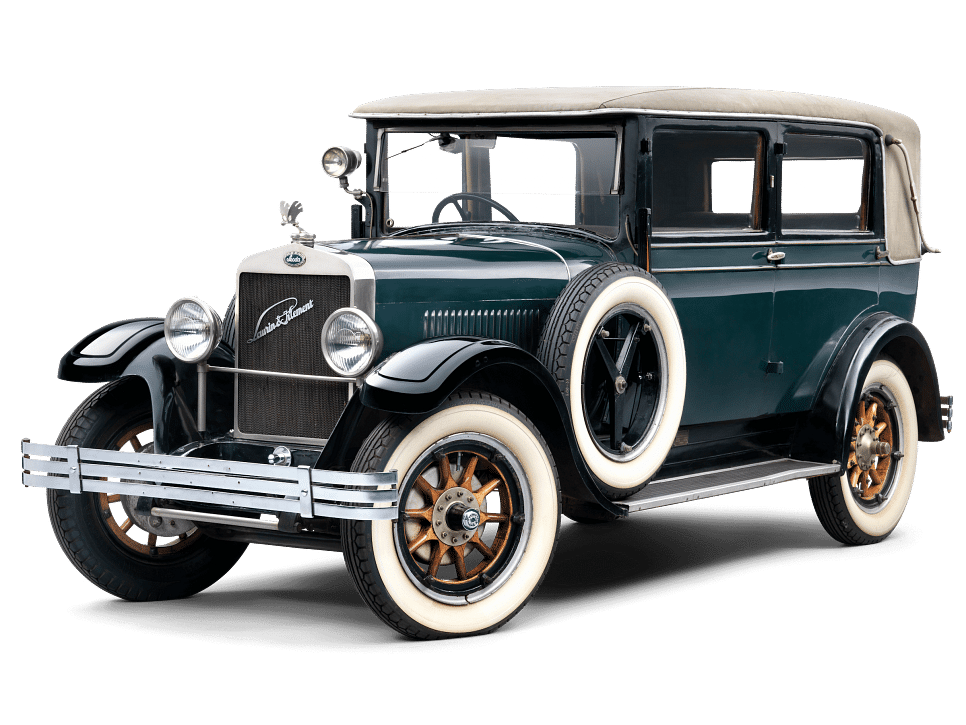 1929 Skoda 110