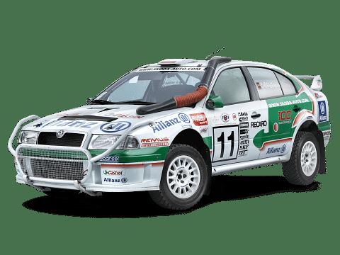 1999 Skoda Octavia WRC