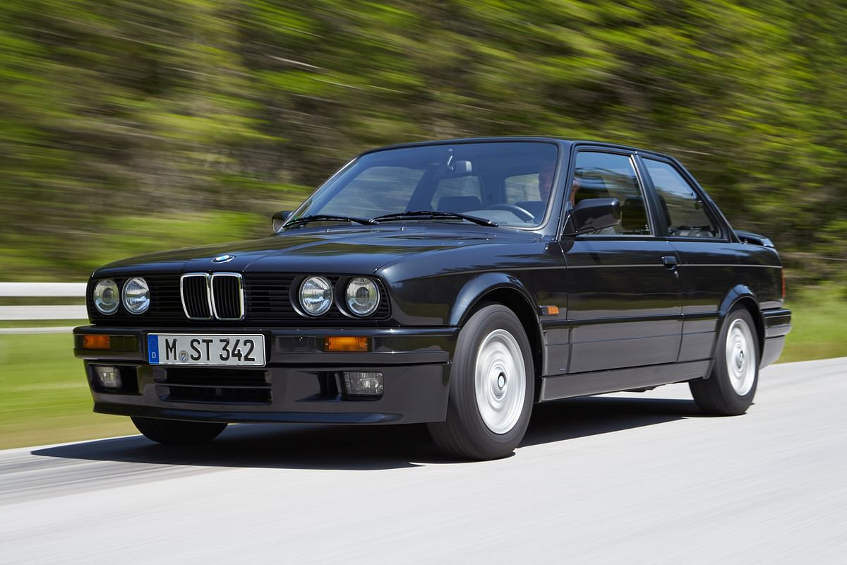My favourite generation of the BMW 3 Series