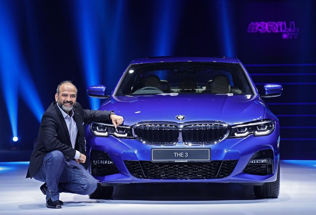 Rudratej Singh, President and CEO, BMW Group India, passes away