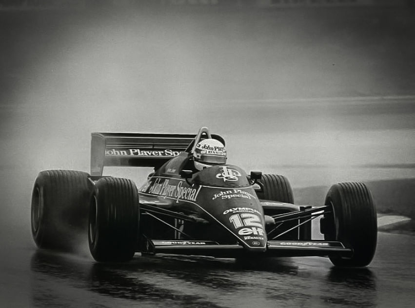 Senna Sempre: Lotus celebrates the 35th anniversary of Ayrton Senna's first Formula 1 win