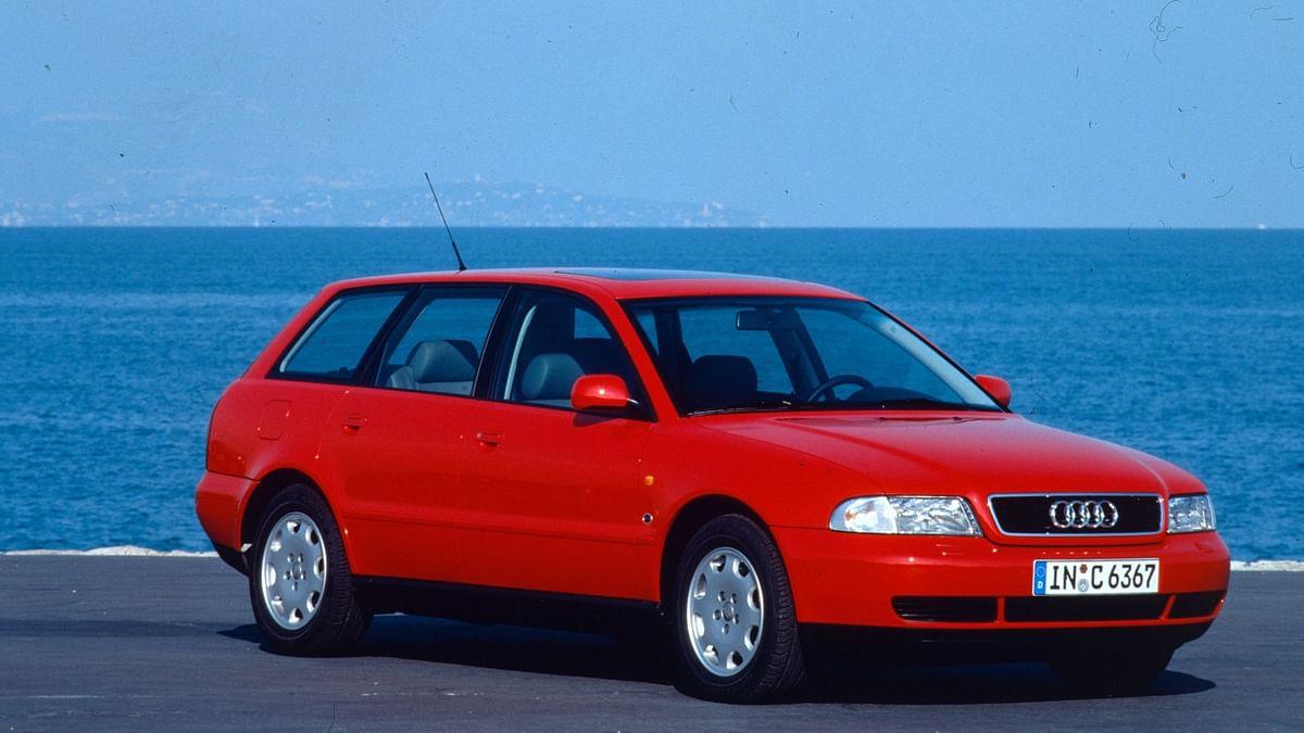1995 Audi A4 Avant