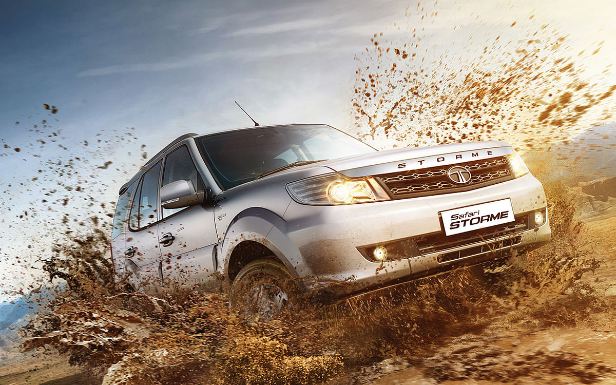 The Safari nameplate saw its biggest revision in the form of the fourth generation offering, the Safari Storme.