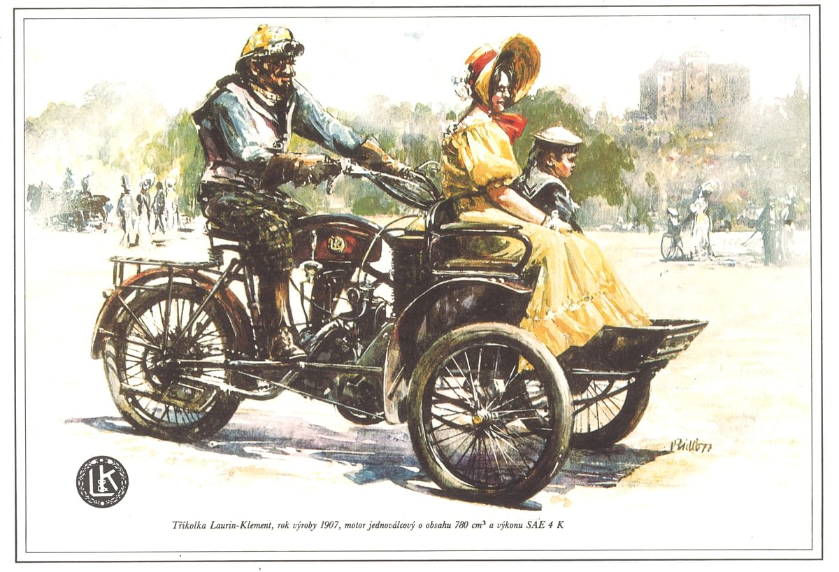 l&k-three-wheeler-period sketch