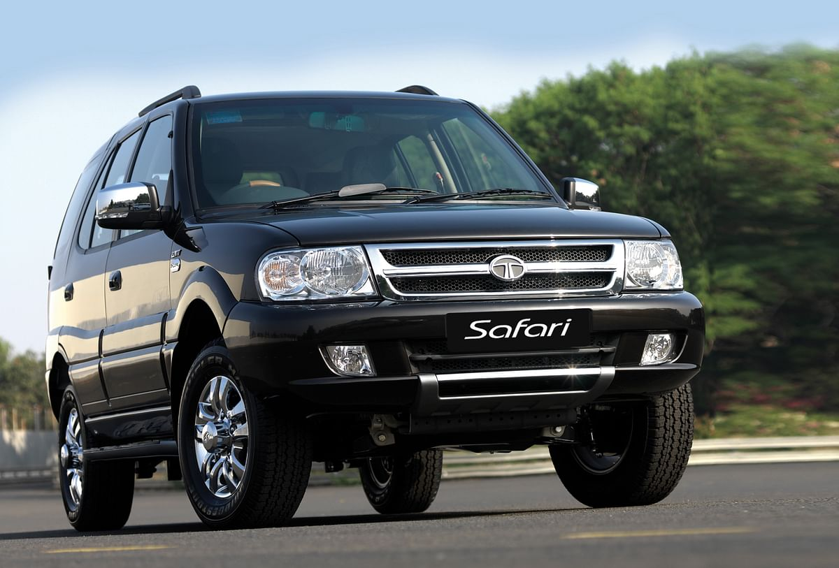 Tata came up with a third-gen Safari with a new Euro 4 compliant 2.2-litre DiCOR engine.