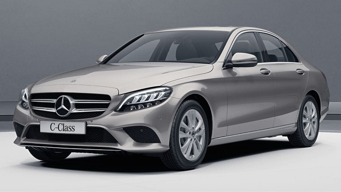 Mercedes-Benz C 200 now gets a 2-litre engine