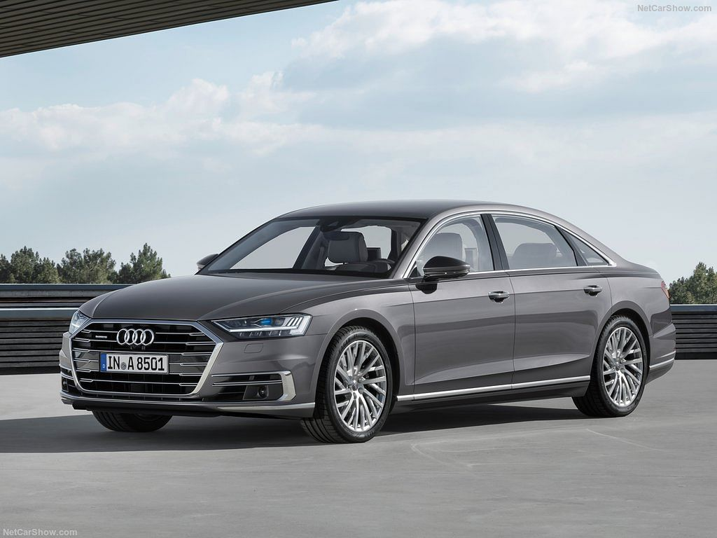 Fourth generation of Audi A8 - D4 - Typ 4N