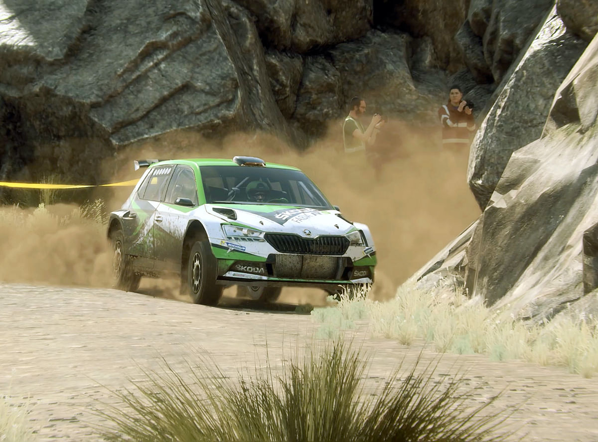 Skoda Motorsport launches eSports series offering virtual competition between fans and rally aces