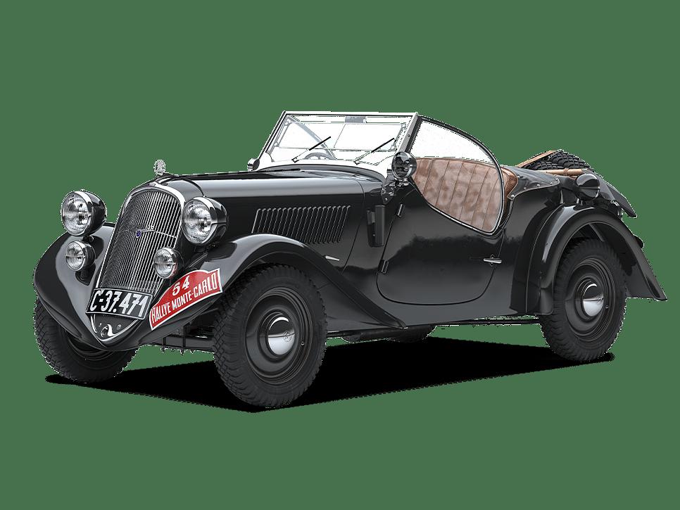1936 Skoda Popular Monte Carlo