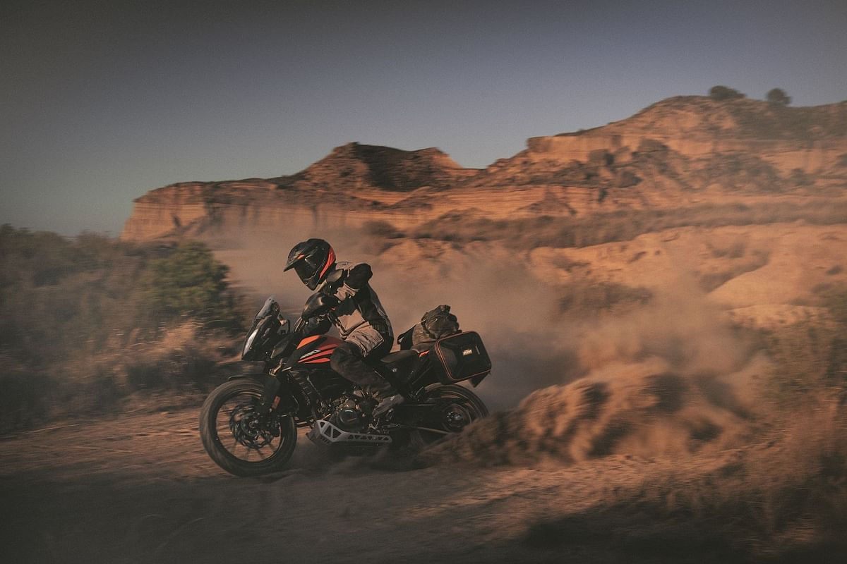 Planning a post lockdown KTM ride? Check out the brand's official gear
