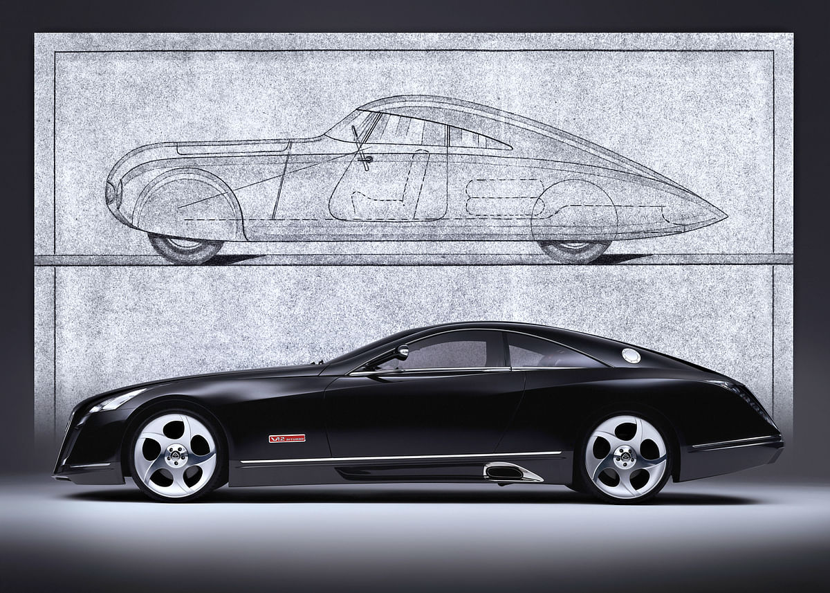 The W38 and Exelero do strike quite a resemblance