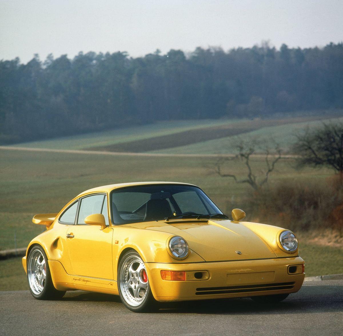 964 911 Turbo