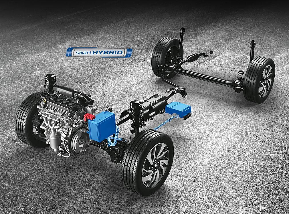 Maruti Suzuki's Smart Hybrid system