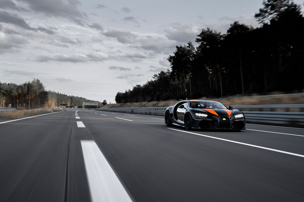 In recent times, Bugatti has been at the forefront of shattering production car speed records