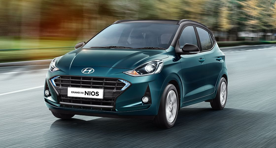 The BS6 CNG version of the Grand i10 NIOS was launched after the BS6 petrol version was launched earlier in March.