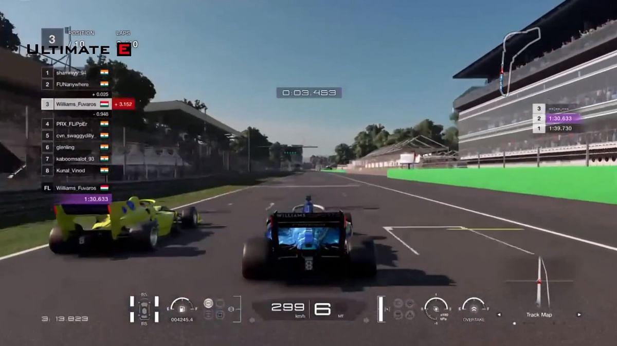 Patrik overtakes Bakshi to clinch the second spot