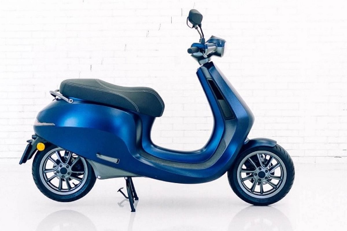 The Ola electric scooter goes up against the Bajaj Chetak, TVS iQube, and the Ather 450X
