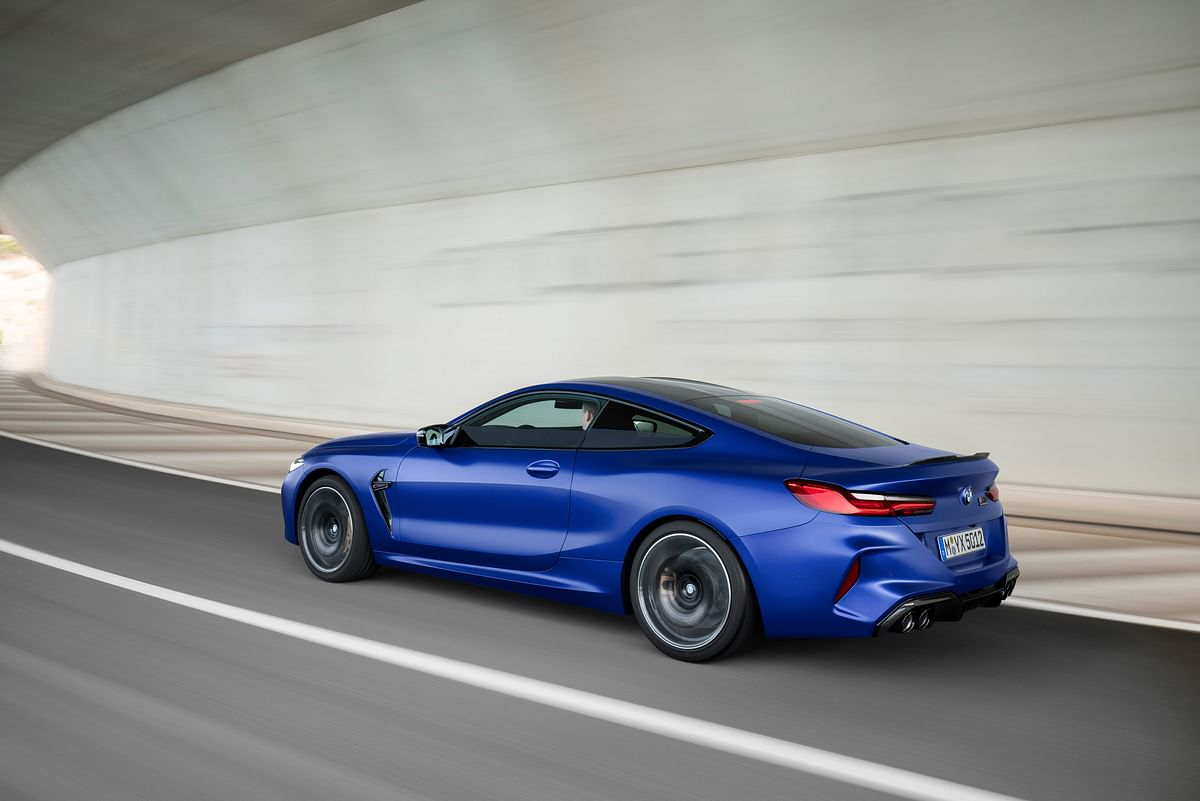Everything thing you need to know about the BMW M8 Coupe