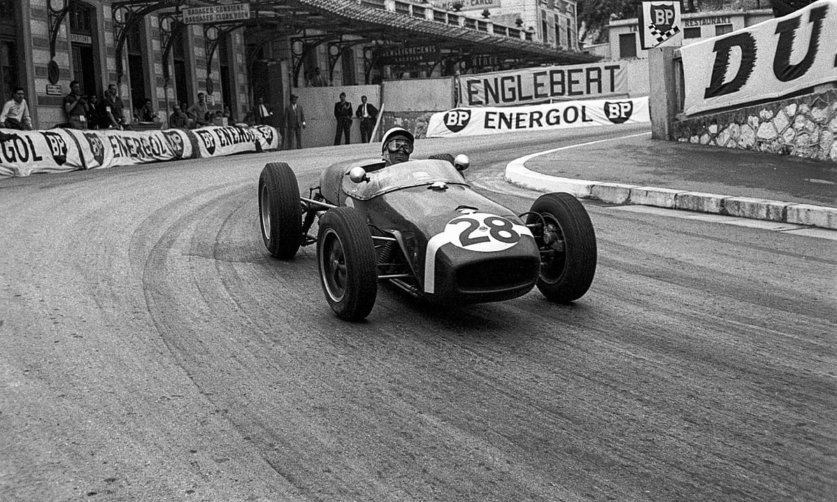 The beginning of a legend: How Sir Stirling Moss changed Formula 1 forever