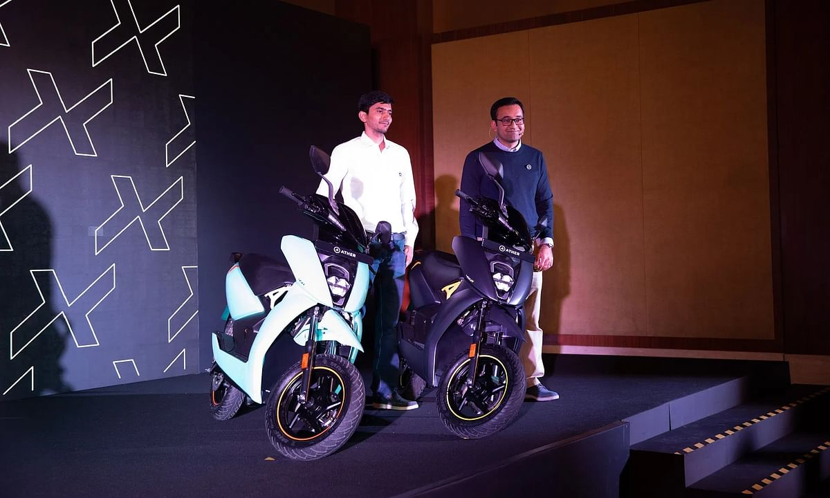 Ather Energy resumes operations in Chennai and Bengaluru